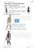 Kleidungsstücke benennen und kaufen: Wortschatz üben und anwenden Preview 10