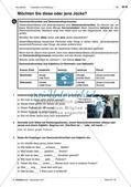 Kleidungsstücke benennen und kaufen: Wortschatz üben und anwenden Preview 12