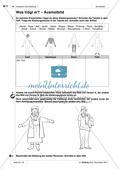 Kleidungsstücke benennen und kaufen: Wortschatz üben und anwenden Preview 13