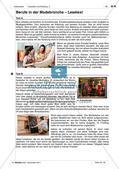Das Aussehen von Personen beschreiben: Anwendung und Übung von Wortschatz Preview 14