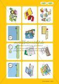 Unser Tag: Wort-Bild-Karten Preview 3
