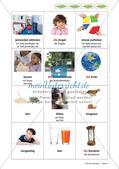 Unser Tag: Wort-Bild-Karten Preview 7