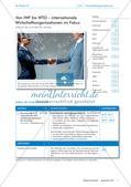 Von IWF bis WTO: internationale Wirtschaftsorganisationen im Fokus Preview 1