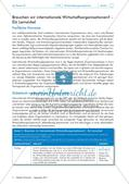 Von IWF bis WTO: internationale Wirtschaftsorganisationen im Fokus Preview 2