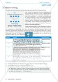 Methode Brainswarming und Fachbegriffe Preview 1