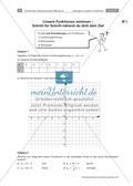 Lineare Funktionen: Aufbau und Stärkung von Grudwissen und -fertigkeiten Preview 1