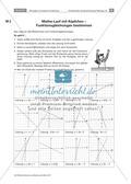Lineare Funktionen: Aufbau und Stärkung von Grudwissen und -fertigkeiten Preview 2