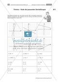 Lineare Funktionen: Aufbau und Stärkung von Grudwissen und -fertigkeiten Preview 3