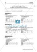 Lineare Funktionen: Aufbau und Stärkung von Grudwissen und -fertigkeiten Preview 7