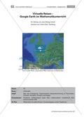 Google Earth im Mathematikunterricht Preview 1
