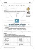 Grundbegriffe der Geometrie - eine Lerntheke Preview 2