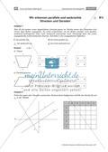 Grundbegriffe der Geometrie - eine Lerntheke Preview 3