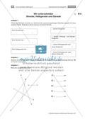 Grundbegriffe der Geometrie - eine Lerntheke Preview 5