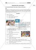 Intercultural Competences: US - Social customs Preview 3