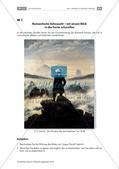 Deutsch_neu, Sekundarstufe II, Literatur, Literarische Gattungen, Lyrik, Romantik, YouTube, Reiselust, Der romantische Mensch, Romantische Stimmung, Sehnsucht, Der Wanderer über dem Nebelmeer