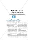 Mittelalter in der Geschichtskultur - Phänomene, Ursachen und didaktische Perspektiven Preview 1
