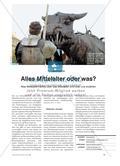 Alles Mittelalter oder was? - Was Mittelaltermärkte über das Mittelalter und über uns erzählen Preview 1