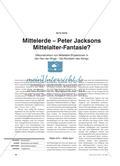 Mittelerde – Peter Jacksons Mittelalter-Fantasie?: Dekonstruktion von Mittelalter-Projektionen in Der Herr der Ringe – Die Rückkehr des Königs Preview 1