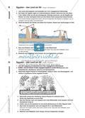 Gelobt seist du, Hapi! - Modell des Bewässerungssystems im Alten Ägypten Preview 7