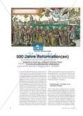 500 Jahre Reformation(en) - Religiöse Erneuerung, weltgeschichtliche Folgen und erinnerungspolitisches Großereignis Preview 1