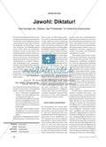 """Jawohl: Diktatur! - Das Konzept der """"Diktatur des Proletariats"""" im Unterricht untersuchen Preview 1"""