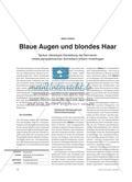 Perspektivisches Schreiben: Die stereotypische Darstellung der Germanen unter kritischer Betrachtung Preview 1