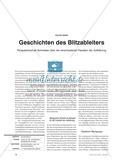 Perspektivisches Schreiben: Die Erfindung des Blitzableiters aus der Perspektive der Erfinder und der bäuerlichen Bevölkerung Preview 1