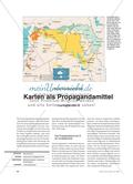 Karten als Propagandamittel - Das Kalifat des IS Preview 1