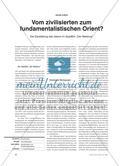"""Vom zivilisierten zum fundamentalistischen Orient? - Die Darstellung des Islams im Spielfilm """"Der Medicus"""" Preview 1"""