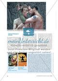 At Least Thou Hast Thy Lines - Mit einem Jugendroman Shakespeares Theaterwelt, Zeit und Sprache erkunden Preview 3