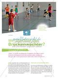 Sport_neu, Primarstufe, Spiele und Spielformen, Elementare Ballfertigkeiten, Prellen, Prellen, Werfen, Fangen, Ball, Koordination
