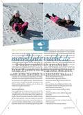 Auf Schnee und Eis - Bewegungsideen zum Gleiten und Rutschen Preview 3