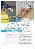 Kinder turnen - Grundlage für körperliche Bildung und Sport Preview 1