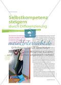 Selbstkompetenz steigern durch Differenzierung - Das Deutsche Sportabzeichen als Ideensammlung Preview 1