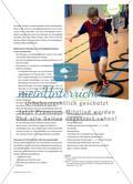 Schnell laufen üben - Schnelligkeitstraining in der Grundschule Preview 3
