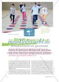 Sport_neu, Primarstufe, Körperwahrnehmung und Bewegungsfähigkeit, Laufen, Werfen, Springen/ Leichtathletik, Koordinative Fähigkeiten, Laufen, Rhythmusfähigkeit, Laufrhythmus, Laufschulung, Überlaufen, Bewegungsablauf, Koordination