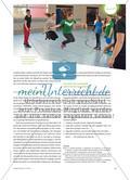 Ein kooperatives Sportfest: Organisation und Rolle der Lehrkräfte Preview 4