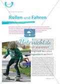 Rollen und Fahren - Bewegungsräume erleben und erweitern Preview 1