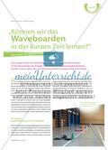 """""""Können wir das Waveboarden in der kurzen Zeit lernen?"""" - Das Lernen zur eigenen Sache machen Preview 1"""