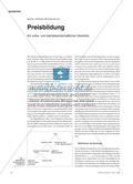 Preisbildung - Ein volks- und betriebswirtschaftlicher Überblick Preview 1