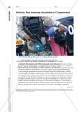 Los niños sicarios en México - Eine Lernaufgabe für den Spanischunterricht in der Oberstufe Preview 6
