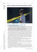 Los niños sicarios en México - Eine Lernaufgabe für den Spanischunterricht in der Oberstufe Preview 7
