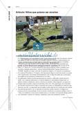 Los niños sicarios en México - Eine Lernaufgabe für den Spanischunterricht in der Oberstufe Preview 8