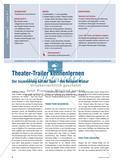 Theater-Trailer kennenlernen: Der Inszenierung auf der Spur – das Beispiel Krabat Preview 1