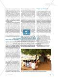Hilfe für Afrika von Schülern für Schüler - Aktion Tagwerk – Projekte für eine bessere Schulbildung Preview 2