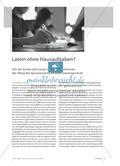 Latein ohne Hausaufgaben: Der Alltag des Spracherwerbs an einer Ganztagsschule Preview 1
