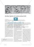 Antike Spiele im Lateinunterricht Preview 1