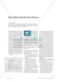 Die Villen-Briefe des Plinius Preview 1