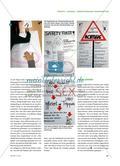 Achtung Ansteckungsgefahr! - Poster für eine Schutzkampagne auf Schülertoiletten erstellen Preview 4