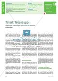 Tatort: Tütensuppe - Inhaltsstoffe in Tütensuppen untersuchen und bewerten Preview 1